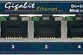 Netgear GS105GE 5-poorts gigabit netwerk switch huren
