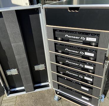 Pioneer DJ sets beschermen tegen diefstal