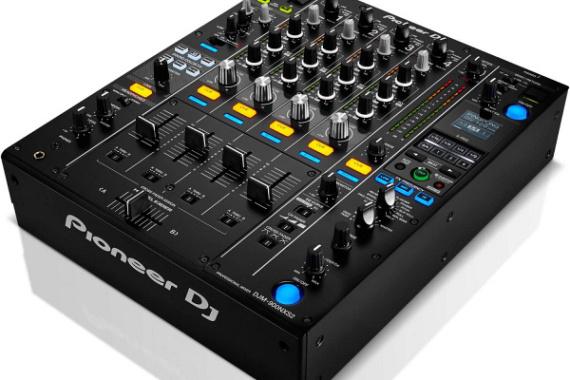 Pioneer DJM-900 nexus 2 huren