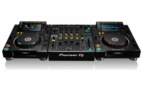 Pioneer Nexus 2 DJ set huren